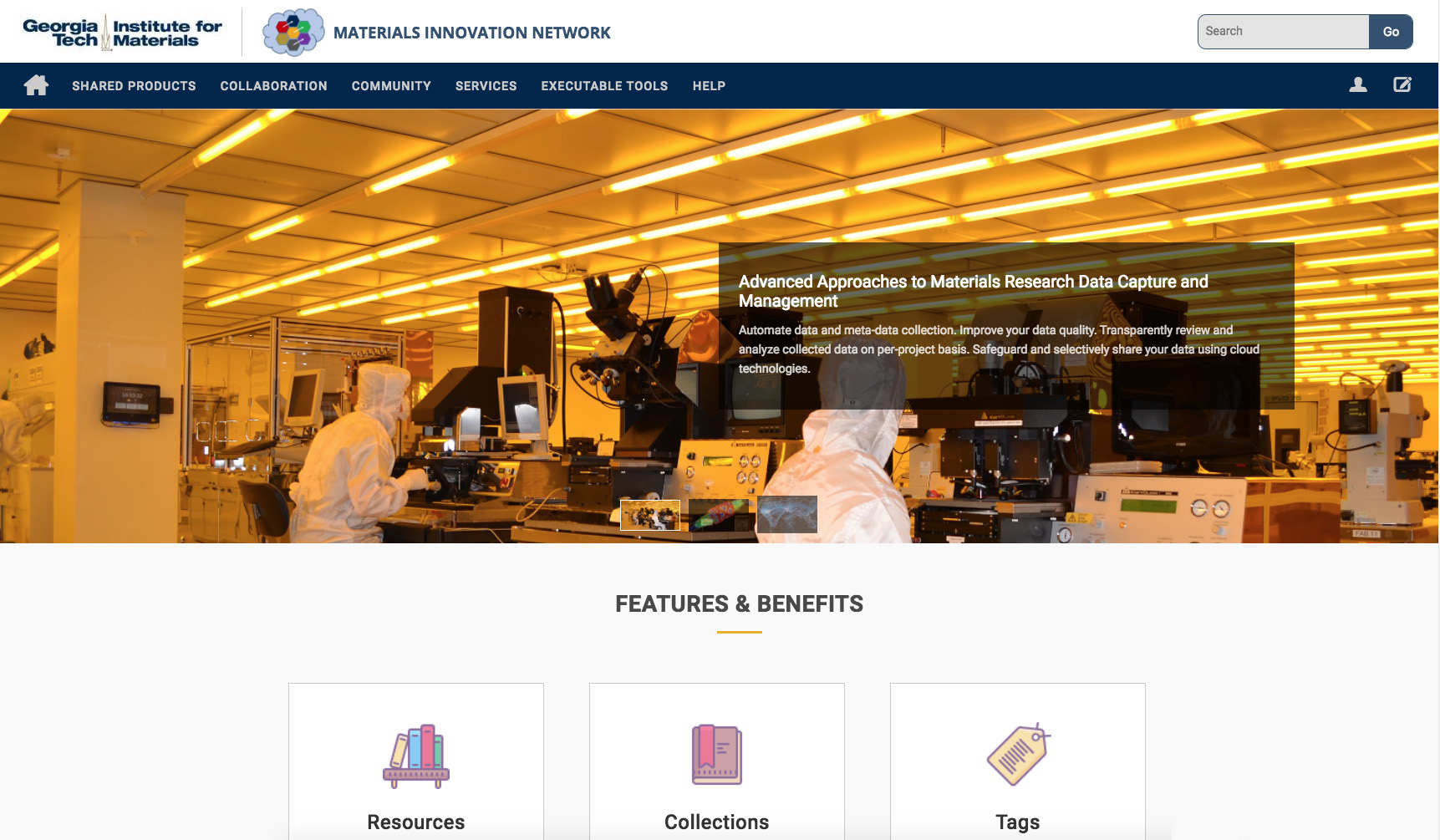 Materials Inovation Network